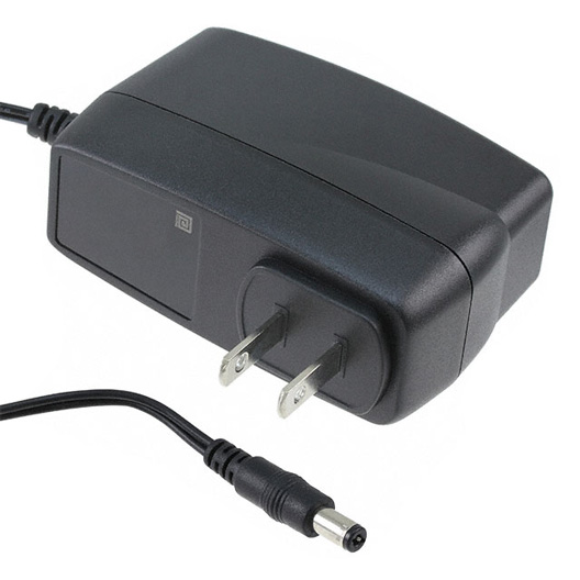 12V 2A AC Wall Adapter